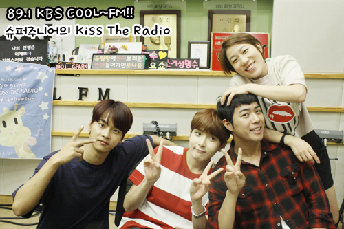 150814 Sukira (KTR) Official Update with Ryeowook (1)
