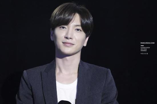150819 smtown the stage with leeteuk (3)