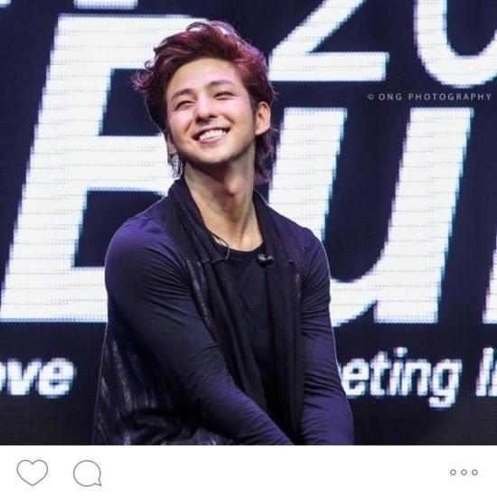 150820 kibum instagram