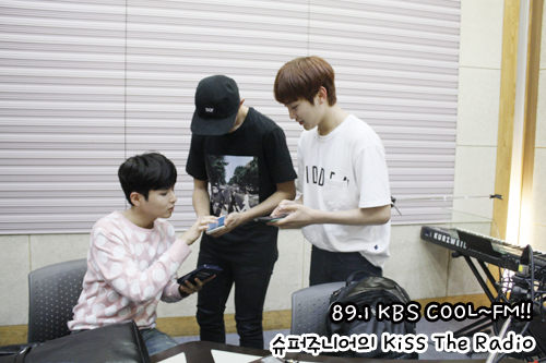 150821 Sukira (KTR) Official Update with Ryeowook (2)