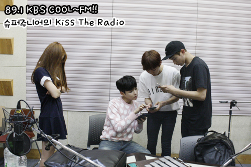 150821 Sukira (KTR) Official Update with Ryeowook (3)