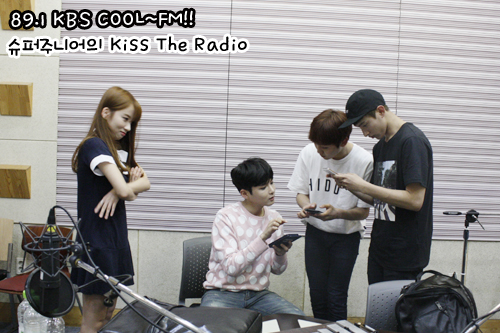 150821 Sukira (KTR) Official Update with Ryeowook (4)