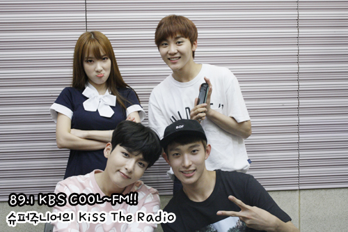 150821 Sukira (KTR) Official Update with Ryeowook (6)