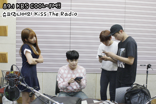 150821 Sukira (KTR) Official Update with Ryeowook (7)
