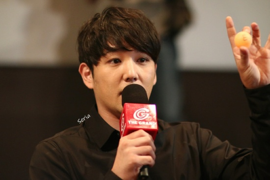 150823 Cat Funeral Premiere in Hong Kong with Kangin (1)