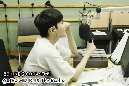 150823 Sukira (KTR) Official Update with Ryeowook 4