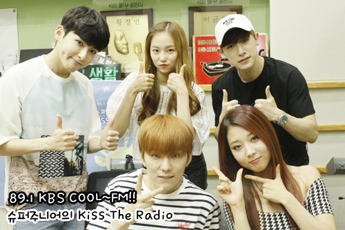 150823 Sukira (KTR) Official Update with Ryeowook 5