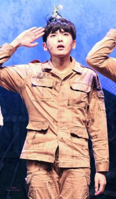 150825 Ryeowook Musical