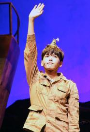 150825 Ryeowook Musical14