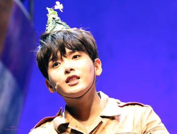 150825 Ryeowook Musical15