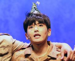150825 Ryeowook Musical3