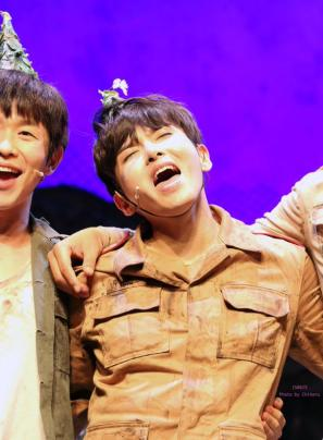 150825 Ryeowook Musical5