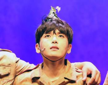 150825 Ryeowook Musical7