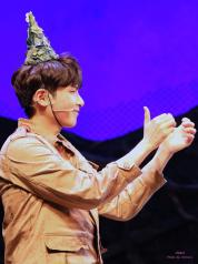 150825 Ryeowook Musical8