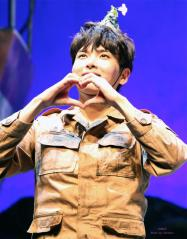150825 Ryeowook Musical9