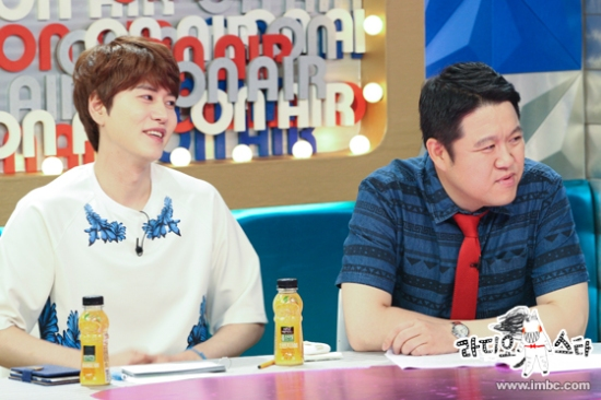 150826 MBC Radio Star Official Update with Kyuhyun1