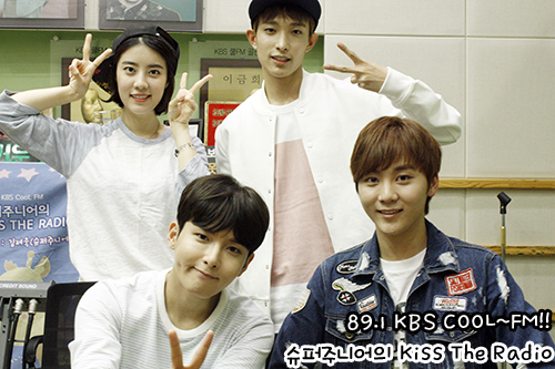 150827 Sukira (KTR) Official Update with Ryeowook (3)