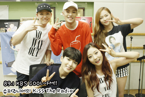 150829 Sukira (KTR) Official Update with Ryeowook2