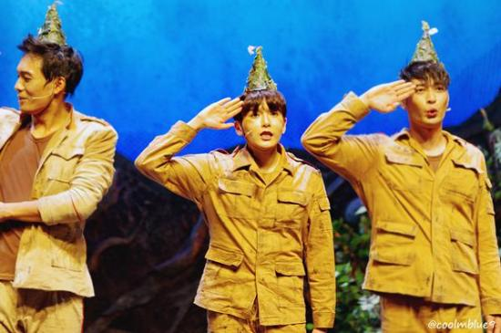 150830 'The Goddess Is Watching' Musical with Ryeowook (3)