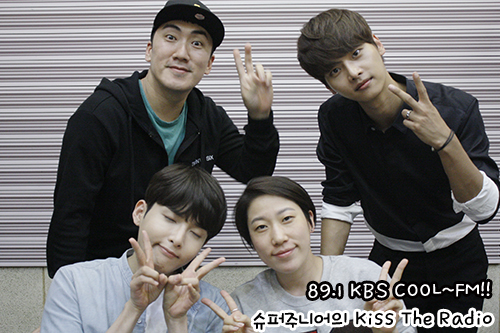 150906 Sukira (KTR) Official Update with Ryeowook (1)