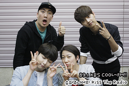 150906 Sukira (KTR) Official Update with Ryeowook (2)