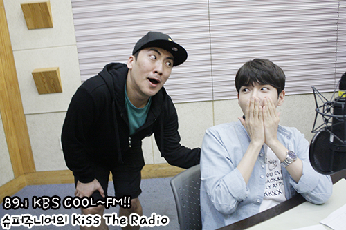 150906 Sukira (KTR) Official Update with Ryeowook (4)