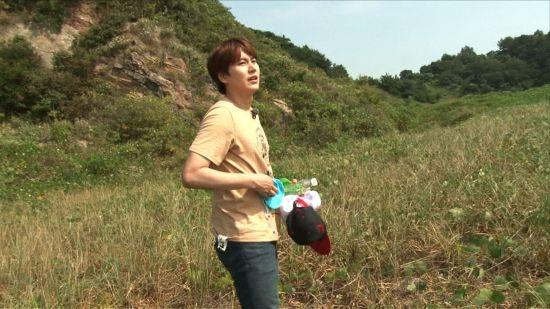 150921 sbs running man update kyuhyun (8)