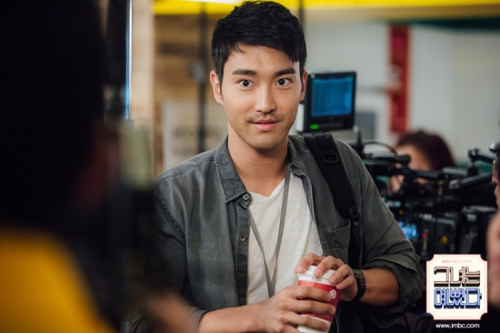 150924 MBC 'She Was Pretty' Official Update with Siwon (2)
