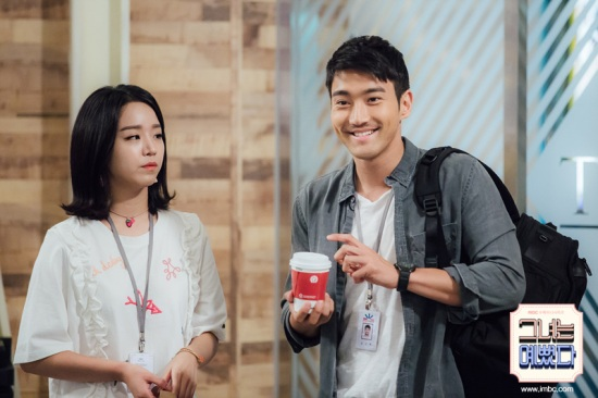 150924 MBC 'She Was Pretty' Official Update with Siwon (3)