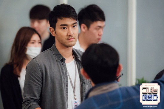 150924 MBC 'She Was Pretty' Official Update with Siwon (4)