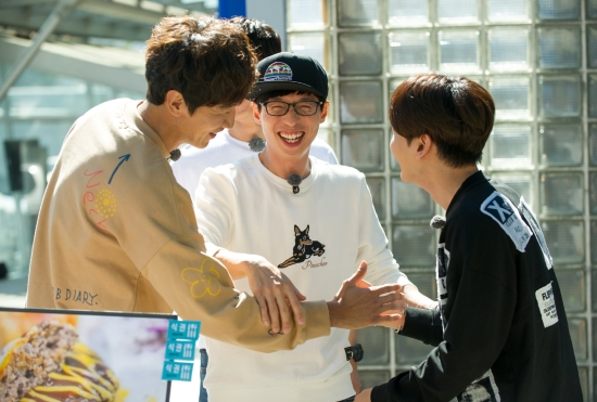 150930 SBS Running Man Official Update - Eunhyuk (1)