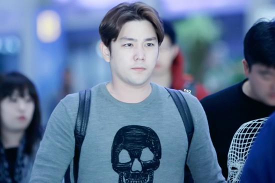 151002 Kangin at Incheon 1