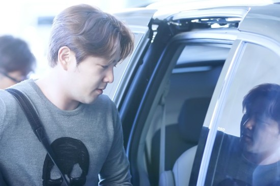 151002 Kangin at Incheon 4