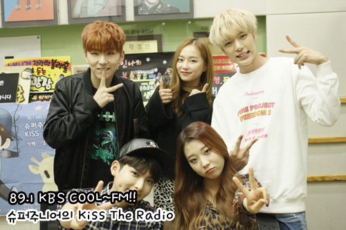 151003 Sukira (KTR) Official Update with Ryeowook 2