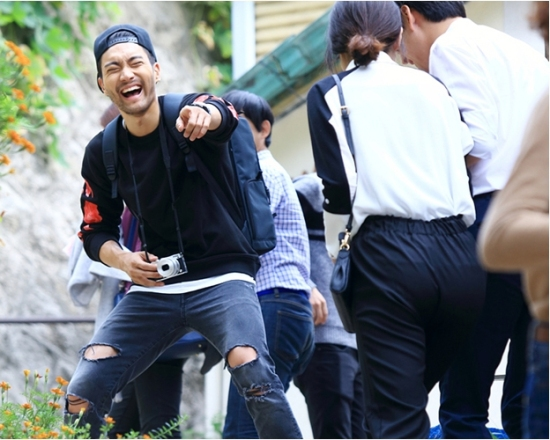 151008 MBC 'She Was Pretty' Official Picture - Siwon 1