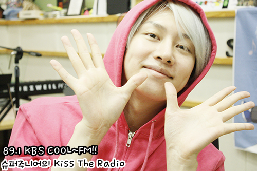 151014 Sukira (KTR) Official Update with Heechul  (2)