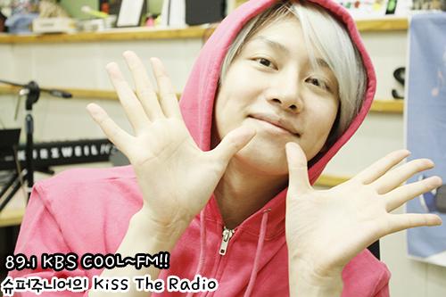 151014 Sukira (KTR) Official Update with Heechul  (2)
