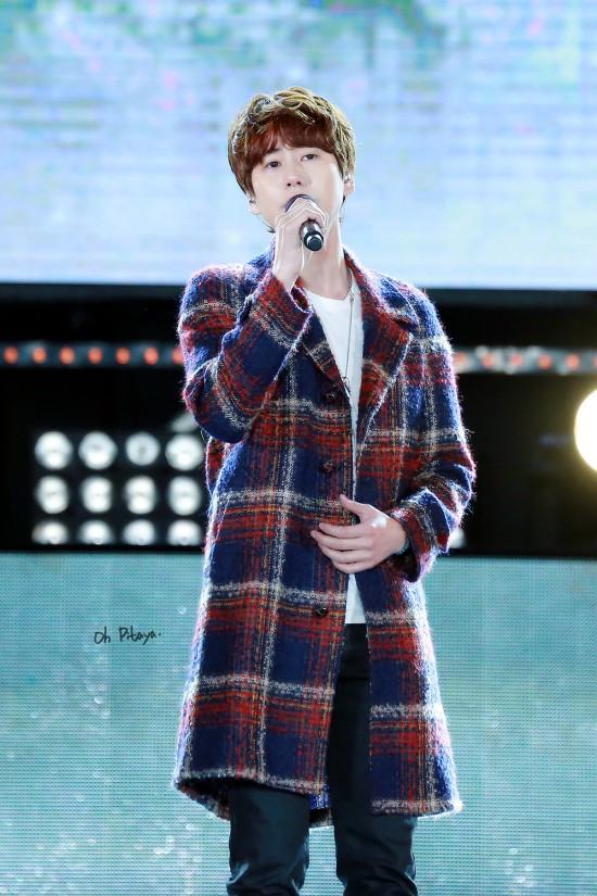 151025 Jeju K-Pop Festival with Kyuhyun (1)