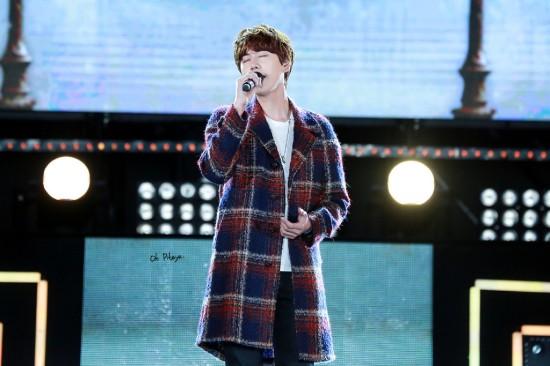 151025 Jeju K-Pop Festival with Kyuhyun (2)