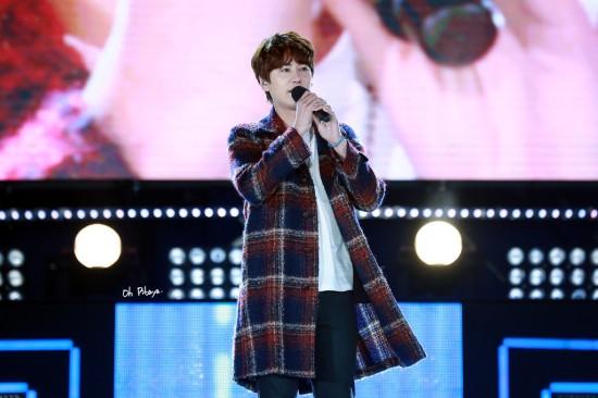 151025 Jeju K-Pop Festival with Kyuhyun (5)
