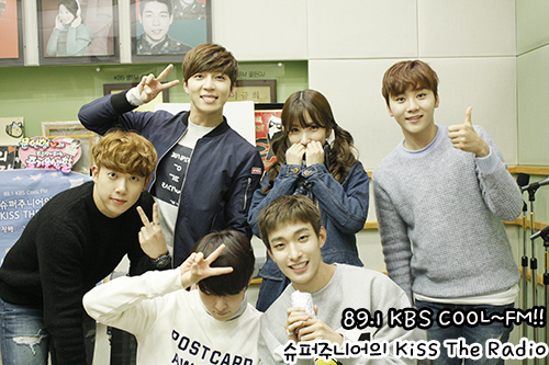 151029 Sukira (KTR) Official Update with Ryeowook (1)