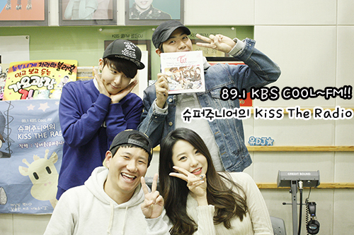 151103~4 Sukira (KTR) Official Update with Ryeowook 1