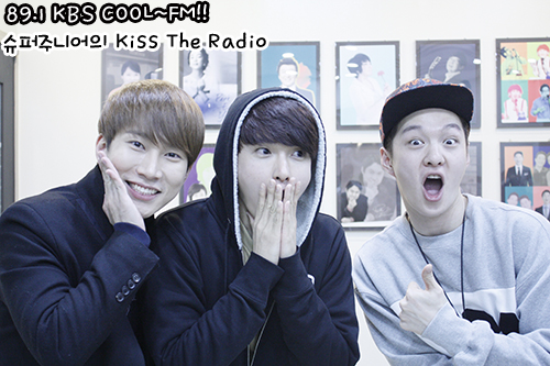 151103~4 Sukira (KTR) Official Update with Ryeowook 4