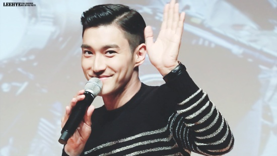 151104 MBC 'She Was Pretty' Live Viewing Event with Siwon1