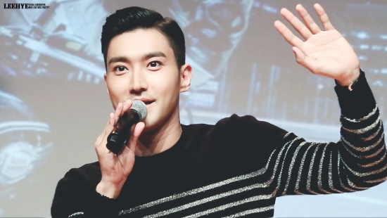 151104 MBC 'She Was Pretty' Live Viewing Event with Siwon2