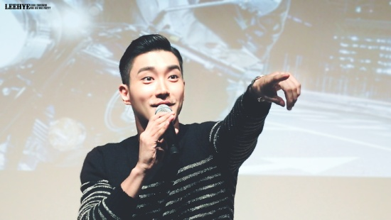 151104 MBC 'She Was Pretty' Live Viewing Event with Siwon3