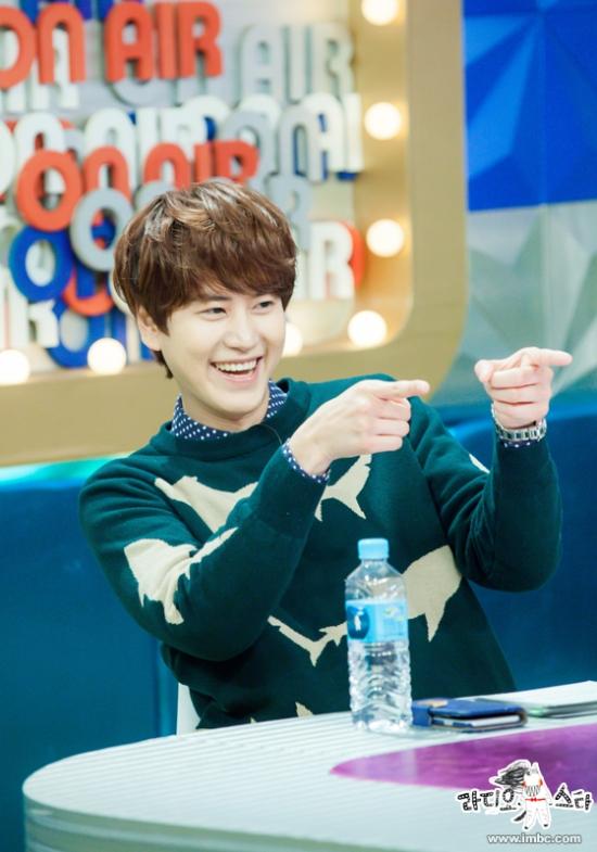 151109 radio star update kyuhyun2