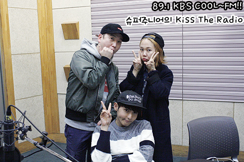 151124 Sukira (KTR) Official Update with Ryeowook2