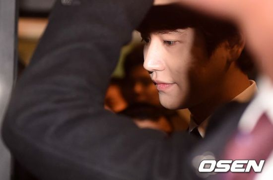 151128 Official, Kyuhyun at Dongho's Wedding6