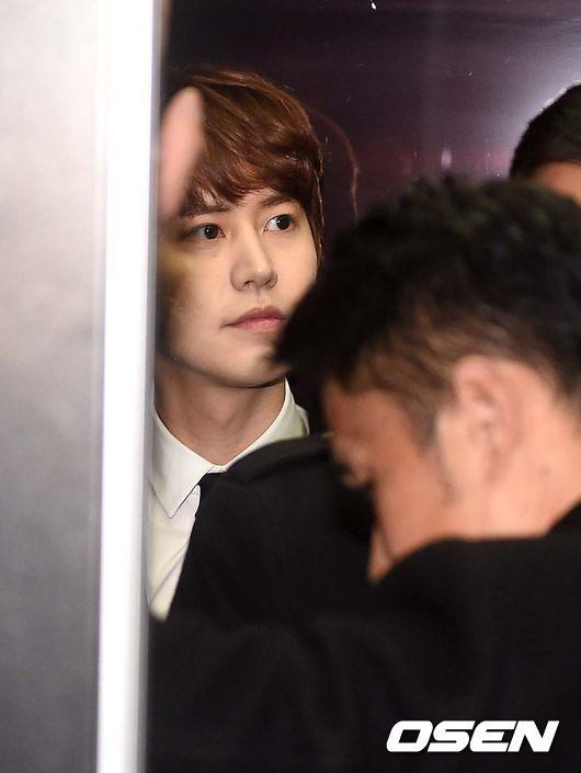 151128 Official, Kyuhyun at Dongho's Wedding7
